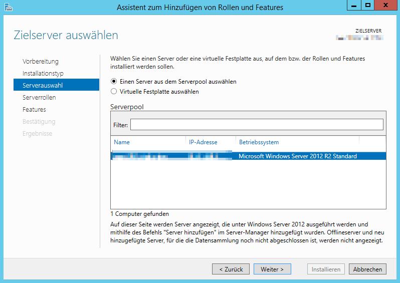 Wlan mit Zertifikaten: Migration auf neuen Server | ictschule